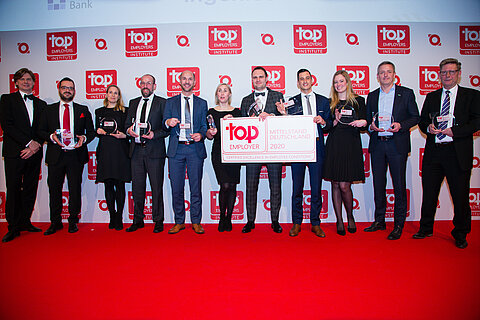 Coroplast – Top Employer 2020